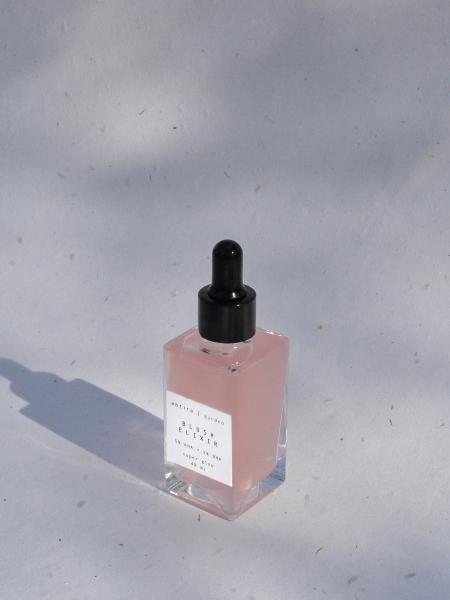 ABTIRA GARDEN  Blush Elixir | güçlü aydınlatıcı + leke karşıtı iksir | %5 AHA + %5 BHA bombası