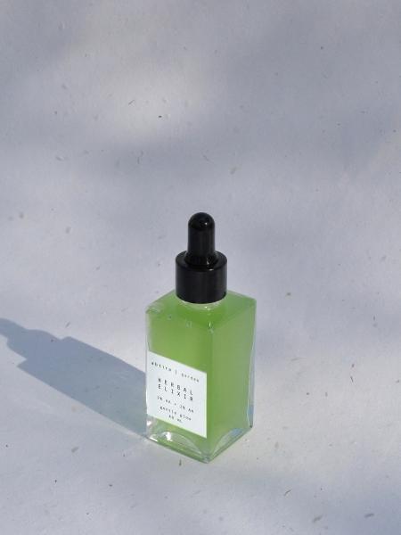 ABTIRA GARDEN  Herbal Elixir | nazik aydınlatıcı + keke karşıtı iksir | %2 hiyalüronik asit + %2 alfa-arbutin bombası