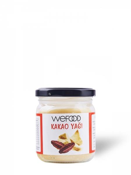 WEFOOD  Wefood Kakao Yağı 150 GR