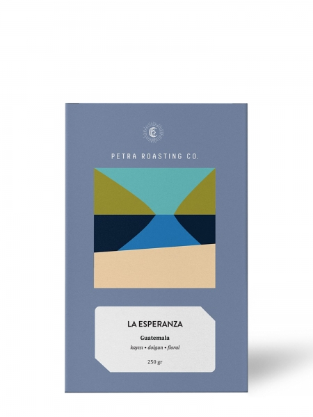 PETRA ROASTING CO.  Guatemala La Esperanza