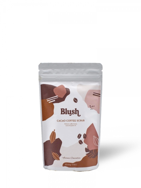 BLUSH  Blush Cacao Coffee Scrub | Kahve Vücut Peelingi