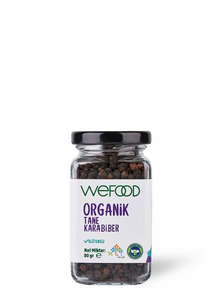WEFOOD  Wefood Organik Tane Karabiber 80 gr