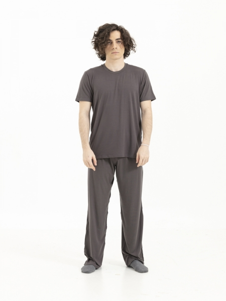 SENSESSENTIALS  Balance Pantolon - Dark Grey