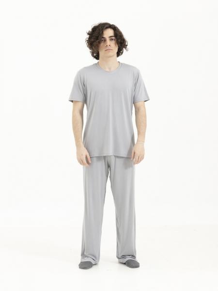 SENSESSENTIALS  Balance Pantolon - Light Grey