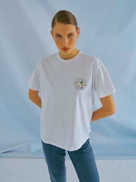 HIP+HAPPEN  Ocean T-Shirt
