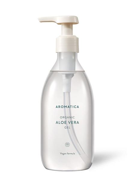 AROMATICA  Aromatica %95 Organik Aloe Vera Jeli