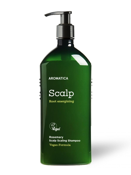 AROMATICA  Aromatica  400ml - Biberiye Özlü Saç & Saç Derisi Şampuanı