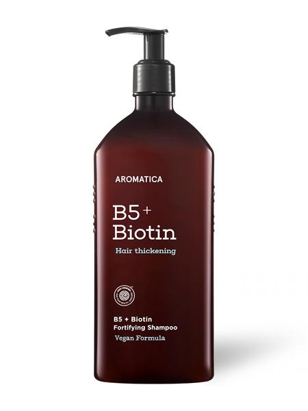 AROMATICA  Aromatica B5 Vitaminli Güçlendirici Şampuan
