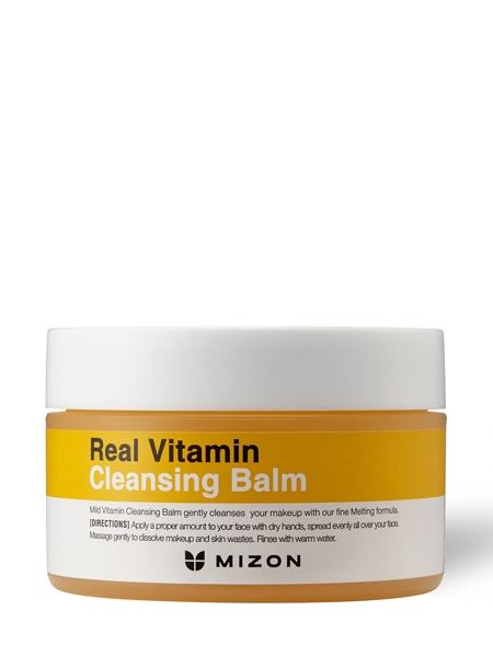 MIZON  Mizon Gerçek C Vitaminli Temizleyici Balm