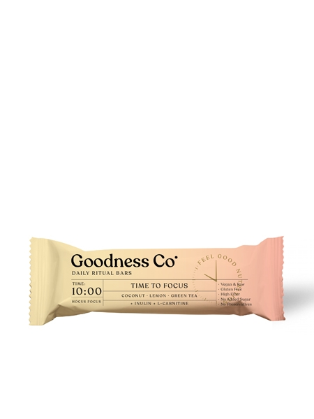 GOODNESS CO.  Time To Focus 10:00