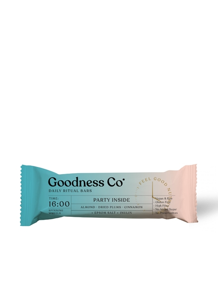 GOODNESS CO.  Party Inside 16:00