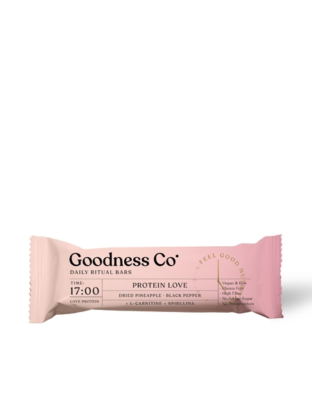 GOODNESS CO.  Protein Love 17:00