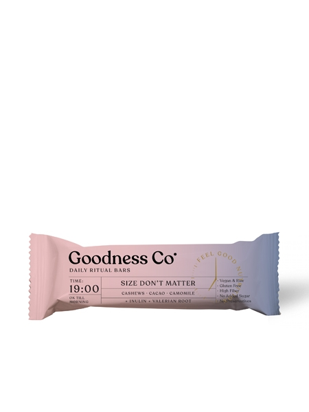 GOODNESS CO.  Size Don't Matter 19:00