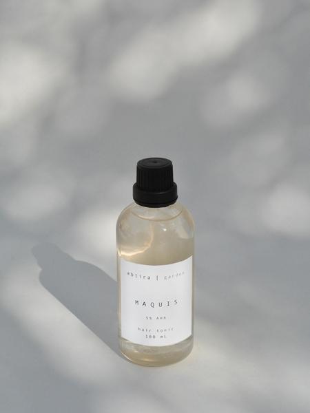 ABTIRA GARDEN  Maquis | %5 AHA | güçlü + parlak saç için maki saç toniği