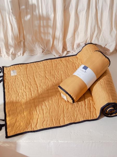 SJORINN  Mangata Rolling Mat and Pillow Set