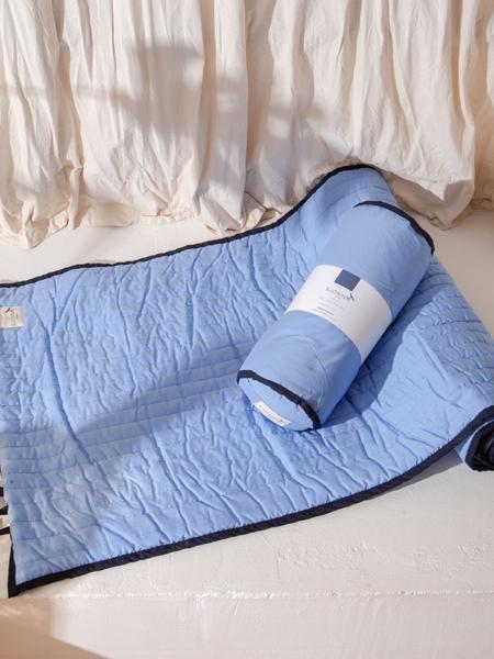 SJORINN  Thalassophile Rolling Mat and Pillow Set