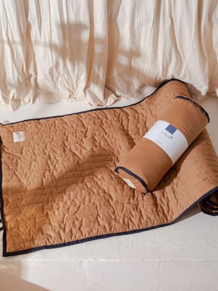 SJORINN  Petrichor Rolling Mat and Pillow Set