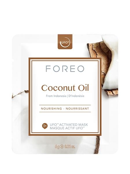 FOREO  UFO™ Coconut Oil Besleyici 6'lı Aktif Maske