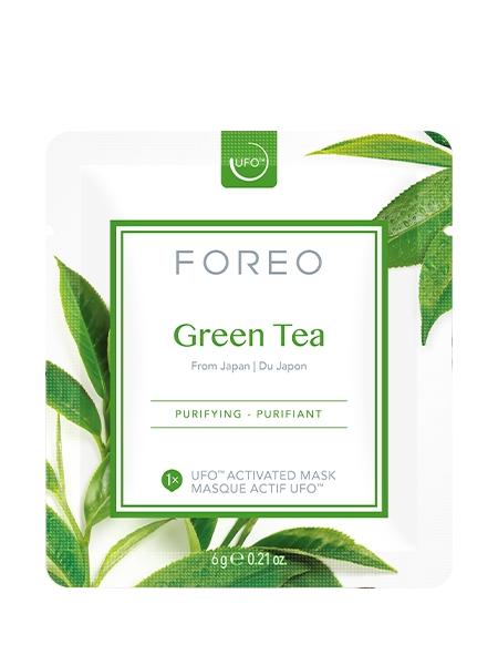 FOREO  UFO™ Green Tea Arındırıcı 6'lı Aktif Maske