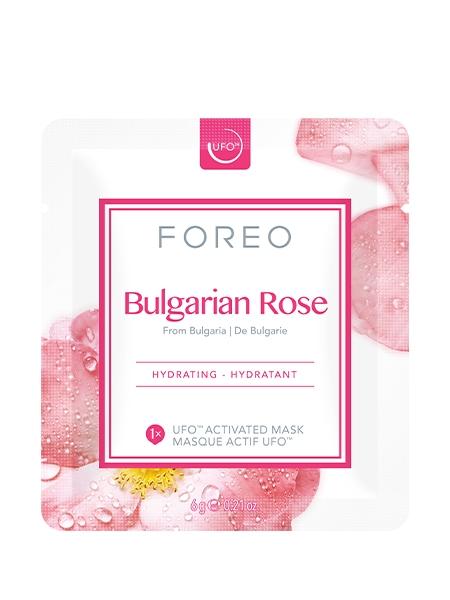 FOREO  UFO™ Bulgarian Rose Nemlendirici 6'lı Aktif Maske