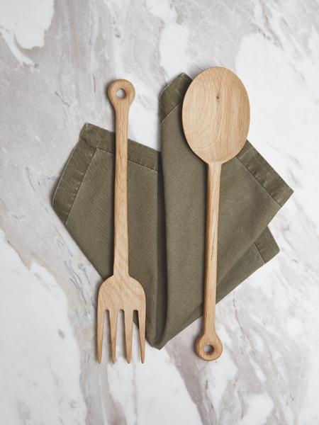 SUGEN  Wooden Salata Servisi