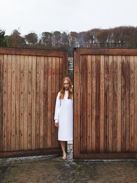 SUGEN  Blanco Sweatshirt Elbise