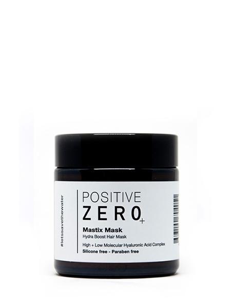 POSITIVE ZERO  Mastix Mask I Ultra nemlendirici saç maskesi I  hyaluronik asit + provitaminb5 + bitkisel aminoasit + damla sakızı