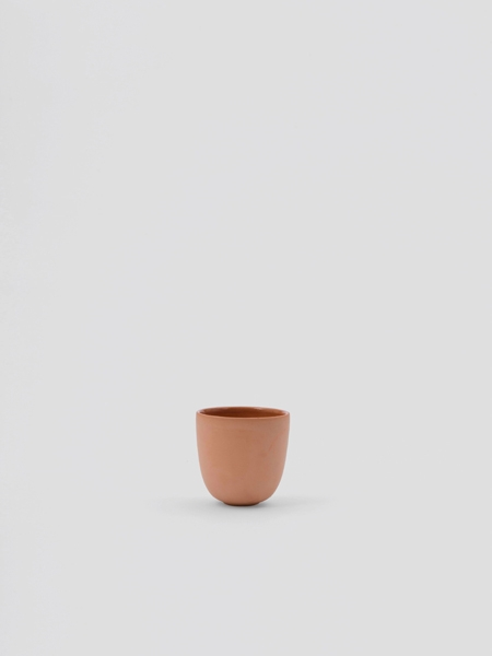 SUGEN  Terracotta Espresso Fincanı