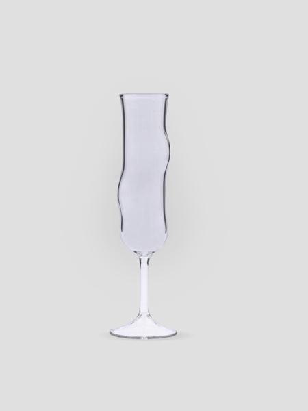 SUGEN  Balon Flüt Şampanya Bardağı