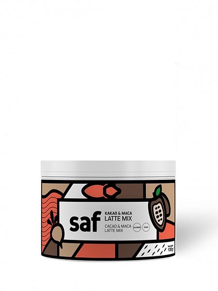 SAF  Kakao & Maca Latte Mix
