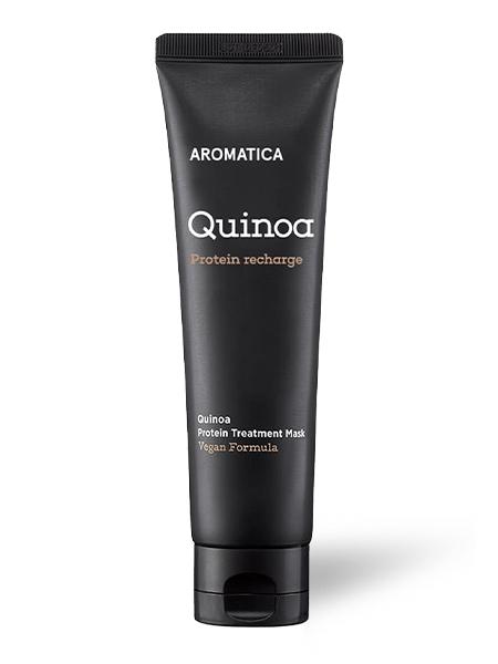 AROMATICA  Aromatica Kinoa Protein Saç Bakım Maskesi