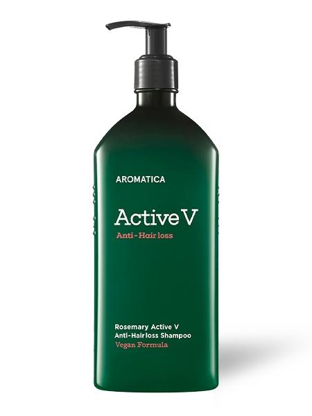 AROMATICA  Aromatica Biberiye AktifV Dökülme Karşıtı Şampuan